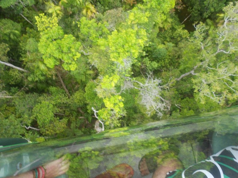 conquering fears in Cairns