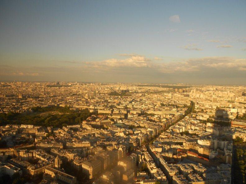 A travel blog on Paris