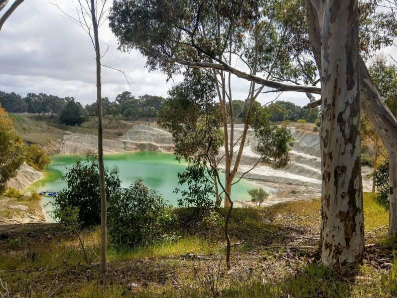 glenelg highway's quarry