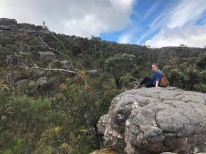 The Pinnacle Hike at the Grampians National Park