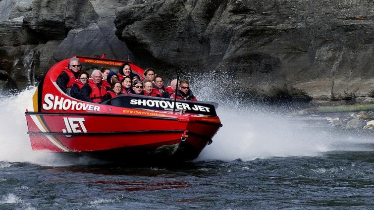 jet boat rides queenstown