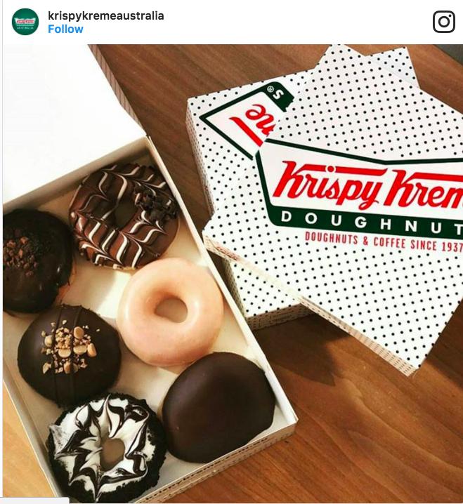 donuts in melbourne