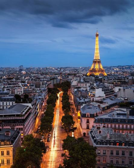travel articles on paris