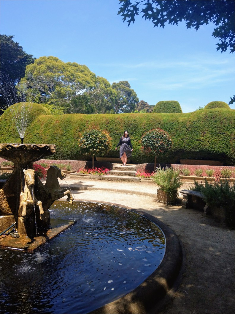 maze gardens